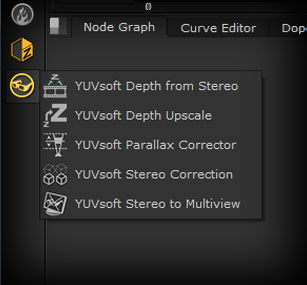 YUVsoft plugins